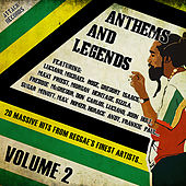 Play & Download Anthems and Legends Vol. 2 by Various Artists | Napster