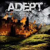 Play & Download Another Year of Disaster by Adept (Metal) | Napster