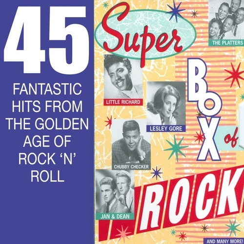 Play & Download Super Box Of Rock by Various Artists | Napster