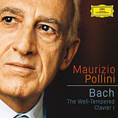 Bach, J.S.: The well-tempered Clavier by Maurizio Pollini