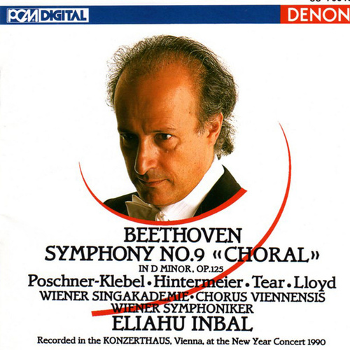 Beethoven: Symphony No. 9 'Choral' by Eliahu Inbal