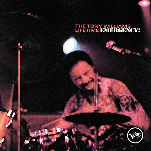 Play & Download Emergency! by Tony Williams | Napster
