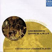 Play & Download Boccherini: String Quintets op. 11, Nos. 4-6 by Smithsonian Chamber Players | Napster