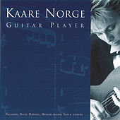 Guitar Player by Kaare Norge