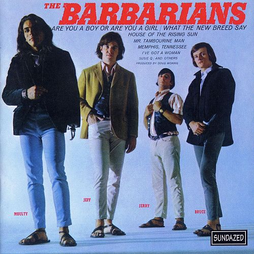 Play & Download Are You A Boy Or Are You A Girl? by The Barbarians | Napster