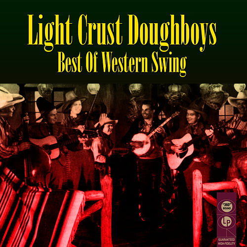 Best Of Western Swing by The Light Crust Doughboys