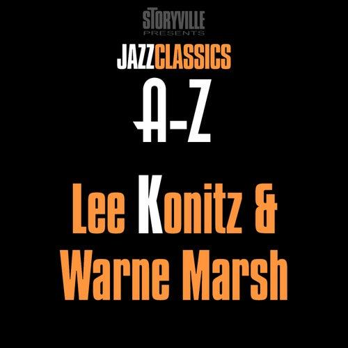 Play & Download Storyville Presents The A-Z Jazz Encyclopedia-K by Lee Konitz | Napster