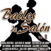 Bailes De Salon Vol.2 by Grupo Merenguisimo