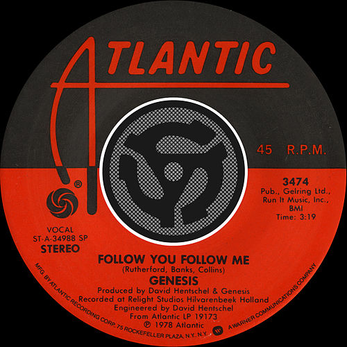Play & Download Follow You Follow Me by Genesis | Napster