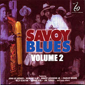 The Savoy Blues Volume 2 by Various Artists