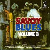 Play & Download The Savoy Blues, Vol. 3 by Various Artists | Napster