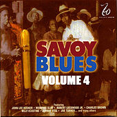 Play & Download The Savoy Blues, Vol. 4 by Various Artists | Napster