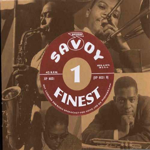 Savoy's Finest Volume 1 by Various Artists
