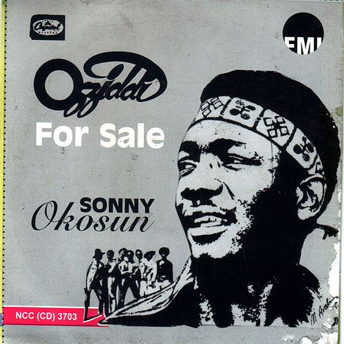Ozziddi For Sale by Sonny Okosun