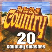 The Top 20 Of Country by Various Artists
