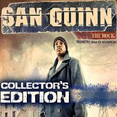 The Rock: Pressure Makes Diamonds (Collector's Edition) by San Quinn
