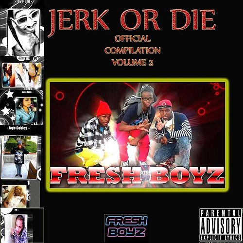 Jerk Or Die: Official Compilation, Volume 2 by Various Artists