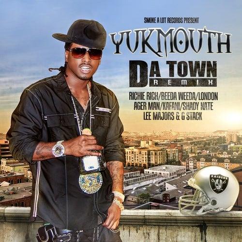 Da Town [Remix] - Single by Yukmouth
