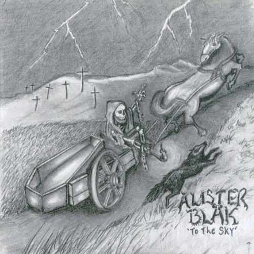 To The Sky by Alister Blak