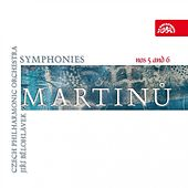 Play & Download Martinu: Symphonies Nos 5 and 6 by Czech Philharmonic Orchestra | Napster