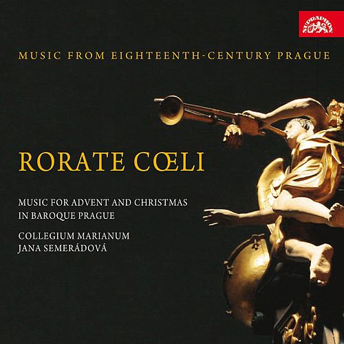Music for Advent and Christmas in Baroque Prague by Various Artists