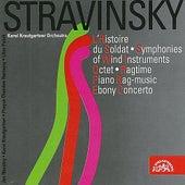 Stravinsky: L'histoire du soldat, Symphonies of Wind Instruments by Various Artists