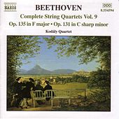 String Quartets (Complete) Vol. 9 by Ludwig van Beethoven