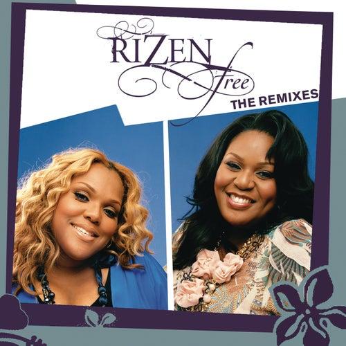 Free - The Remixes by Rizen
