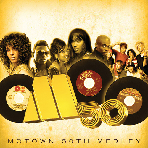 Motown 50th Medley by Vita Chambers