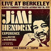 Live At Berkeley by Jimi Hendrix