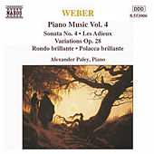 Piano Music Vol. 4 by Carl Maria von Weber