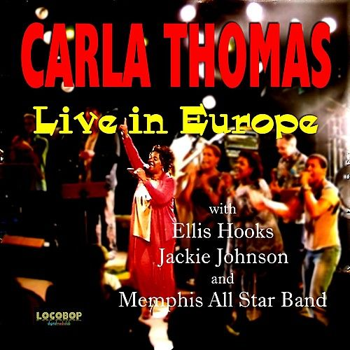 Live in Europe by Various Artists