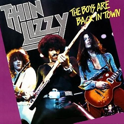Play & Download The Boys Are Back In Town / Jailbreak by Thin Lizzy | Napster