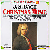 J.S. Bach: Christmas Music by Various Artists