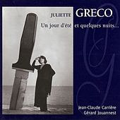 Play & Download Un Jour d'été et quelques nuits... by Juliette Greco | Napster
