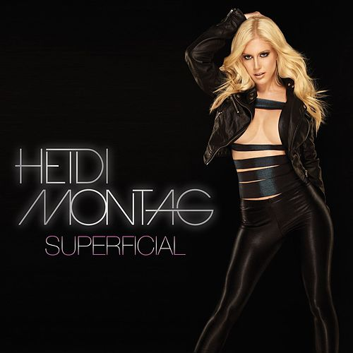 Play & Download Superficial [single] by Heidi Montag | Napster