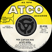 Ride Captain Ride / Pay My Dues [Digital 45] by Blues Image