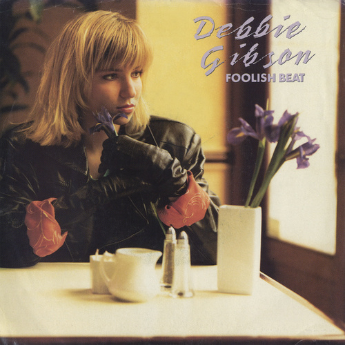 Foolish Beat / Foolish Beat [Instrumental] [Digital 45] by Debbie Gibson