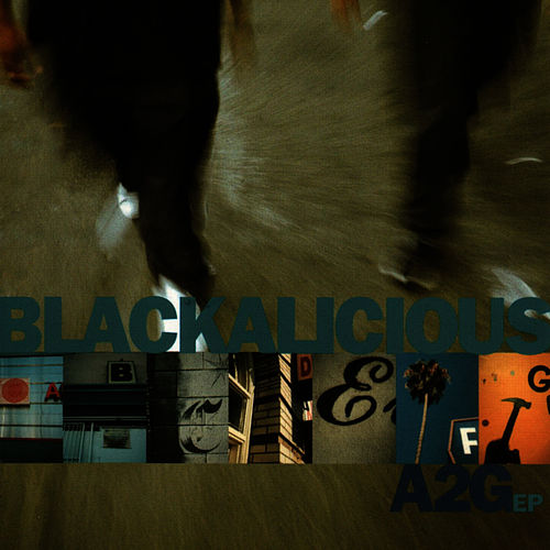 Blackalicious - Deception (Remixes)
