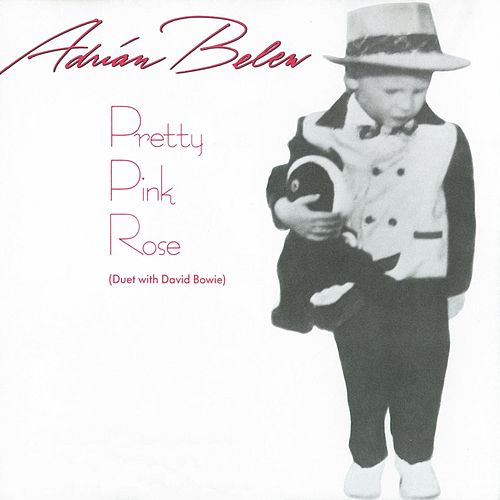 Pretty Pink Rose by Adrian Belew