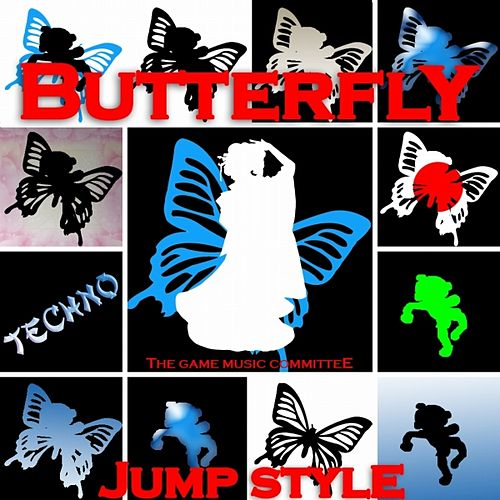 Play & Download Butterfly (Techno DDR Version ) by The Game Music Committee | Napster