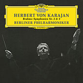 Play & Download Brahms: Symphonies Nos.2 & 3 by Berliner Philharmoniker | Napster