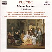 Play & Download Manon Lescaut (Highlights) by Giacomo Puccini | Napster