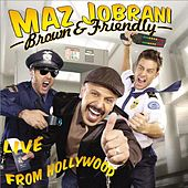 Brown and Friendly by Maz Jobrani