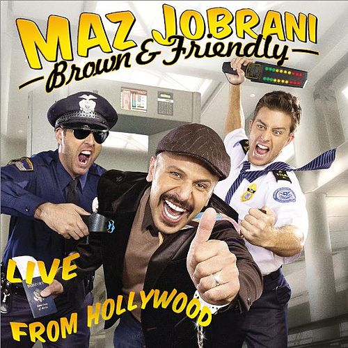 Play & Download Brown and Friendly by Maz Jobrani | Napster