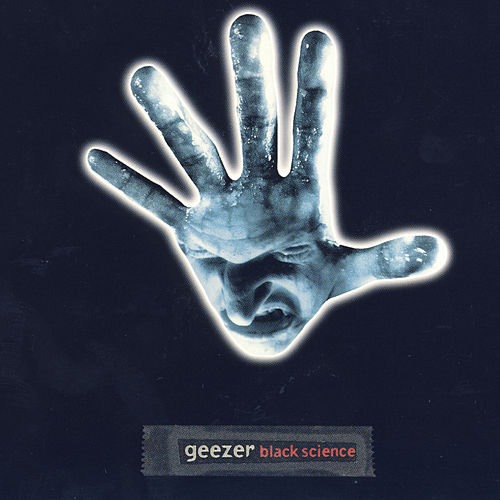 Black Science by Geezer