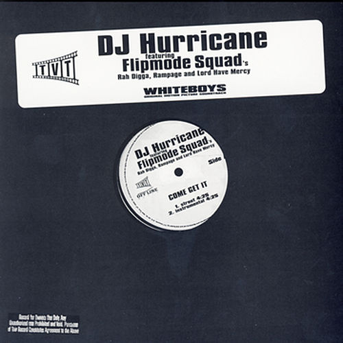 Play & Download Come Get It by DJ Hurricane | Napster