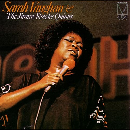 Play & Download Sarah Vaughan & The Jimmy Rowles Quartet by Sarah Vaughan | Napster
