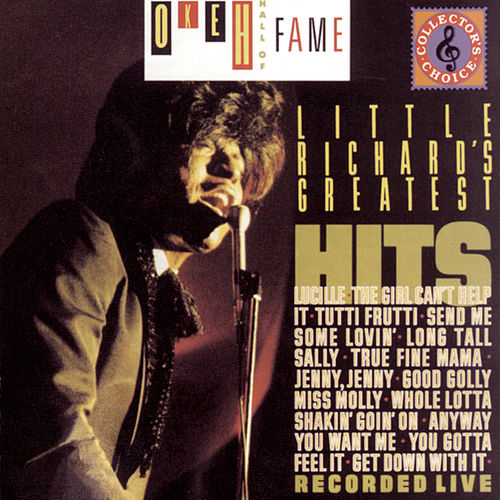 Little Richard's Greatest Hits Recorded Live by Little Richard