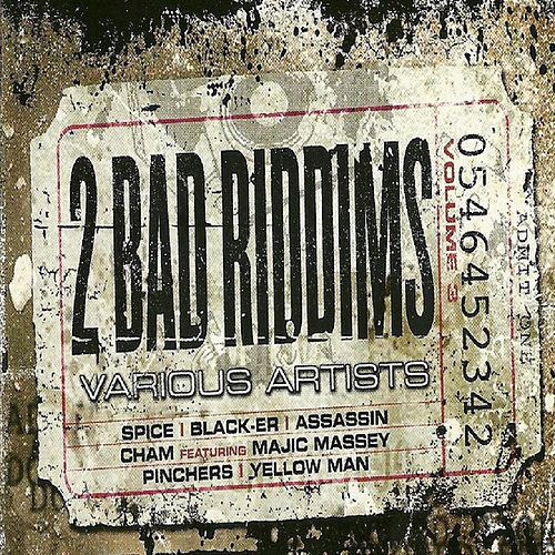 Two Bad Riddims Vol. 3: Eighty Five / Stage Show by Various Artists